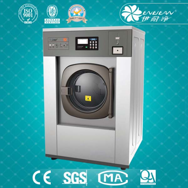 New coin operated commercial washing machine