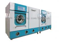 three  tanks twelve filters petrol dry cleaning machine