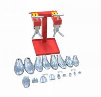 YNJ-2X Shoe stretcher (shoe repair machine)