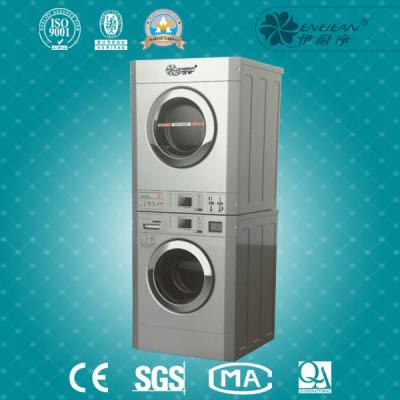 YSX-214D laundromat coin operated washer and dryer combo